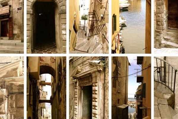 Quartier du Puntettu, à Bastia