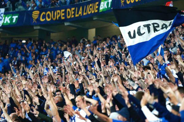 Le stade Pierre-Mauroy à Villeneuve-d'Ascq (Nord) accueille la finale de la Coupe de la Ligue.