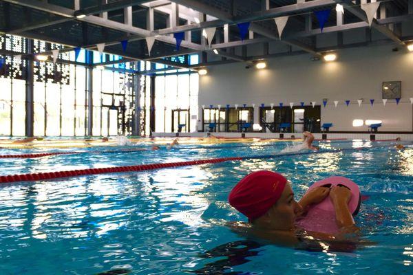 4 piscines de Dijon seront utilisées lors de ces stages.