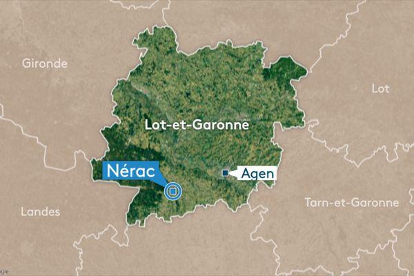 Un homme de 70 ans est décédé après avoir été percuté par un fourgon ce mercredi 26 mai à Nérac.