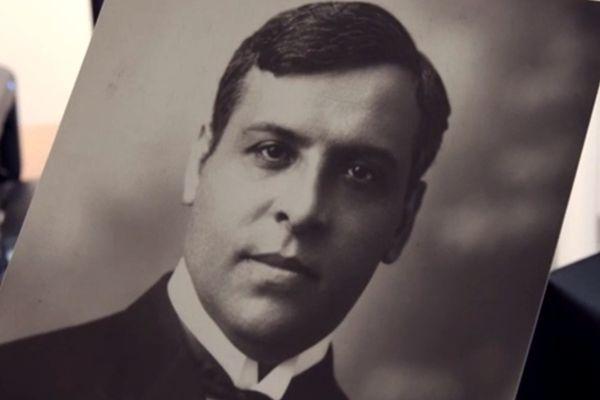 Portrait d'Aristides de Sousa Mendes