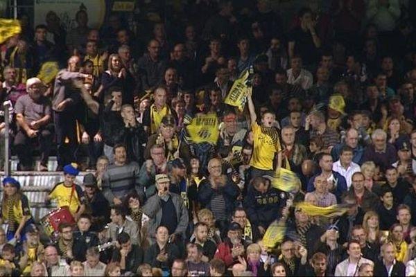 Le public du club de rugby de Nevers, un public digne de la proD2?