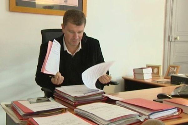 Luc Abrakiewitch avocat de la fédération PS de l'Hérault