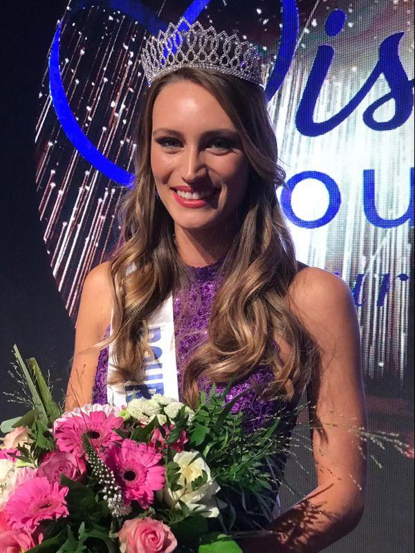 Lou-Anne Lorphelin a été sacrée Miss Bourgogne 2020.
