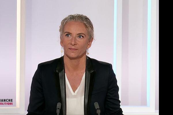 Delphine Batho, députée des Deux-Sèvres