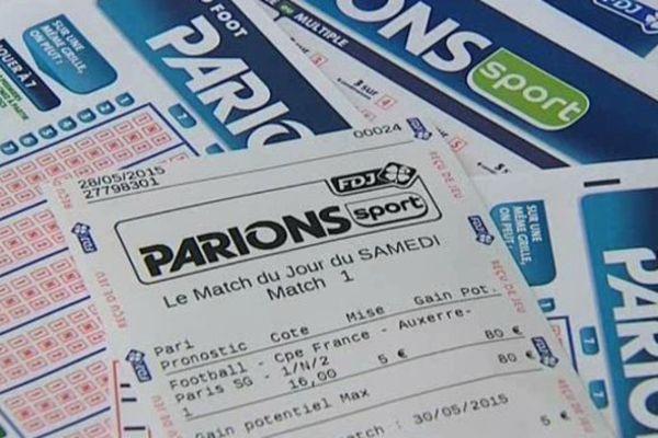 La cote de l'AJ Auxerre est à 16 contre 1 pour la finale de la Coupe de France qui les opposera au Paris-Saint-Germain.