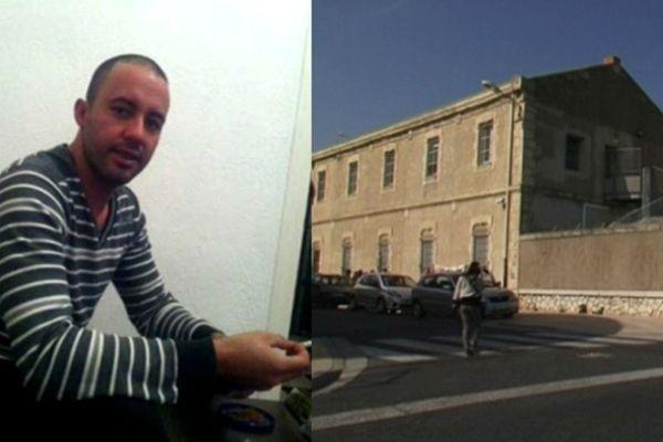 Karim Bouzlafa - le Marcocain a été expulsé vers le maroc le 8 mars 2013 - archives