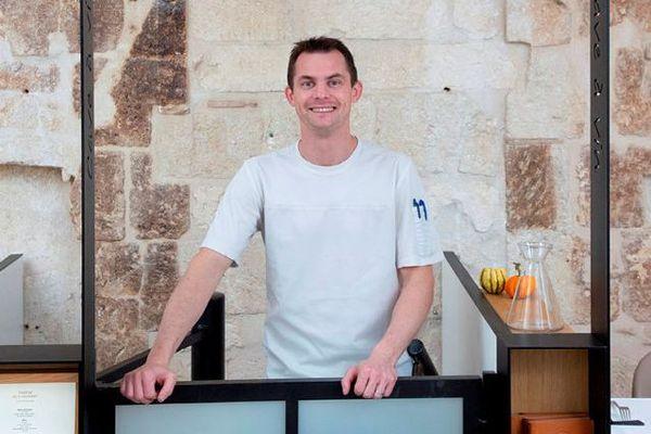 Daniel Lutrand, chef étoilé Le Pastis à Montpellier - archives.