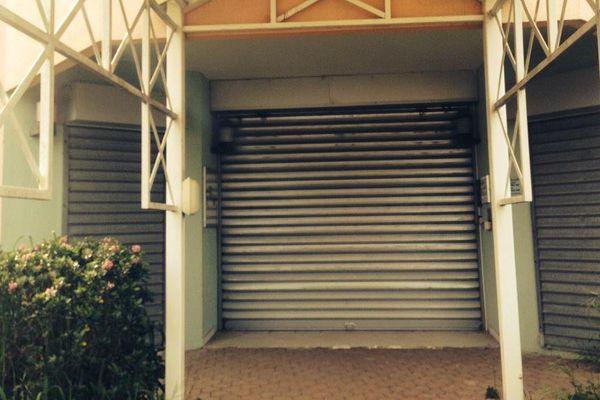 22/04/15 - Les locaux de la DDCSPP ont été fermés après avoir été saccagés mercredi à Borgo (Haute-Corse)