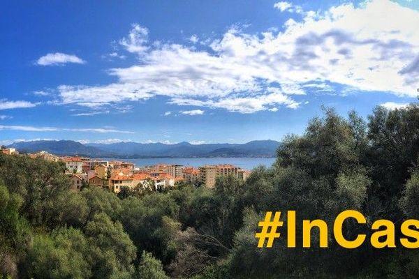 Depuis le début du confinement France 3 Corse ViaStella a lancé le #InCasa