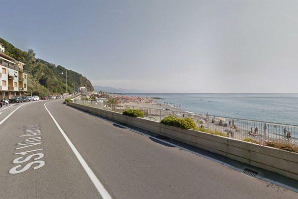 L'enfant originaire de Haute-Savoie a été blessé sur une plage  de Bergeggi, près de Savona, dans le nord de l'italie