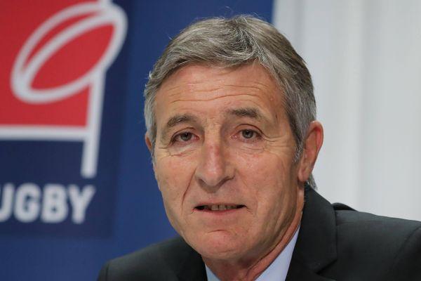 Vincent Merling demande la démission de Mohad Altrad, le président de Montpellier