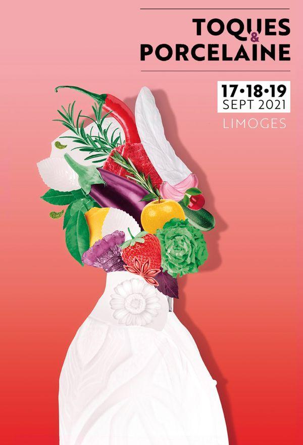 Toques et porcelaine, du 17 au 19 septembre à Limoges