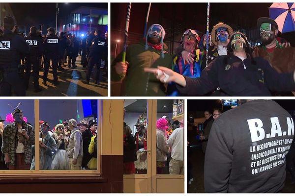 La Nuit des Noirs s'est déroulée dans le calme, malgré une forte présence policière.
