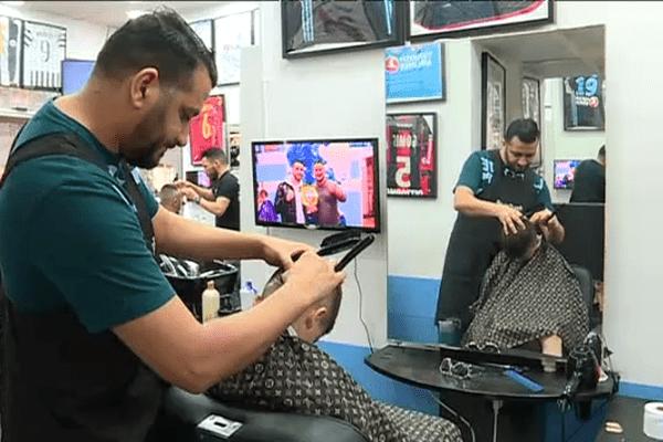 Salim, Karim et les autres, sont les coiffeurs préférés des joueurs de l'OM