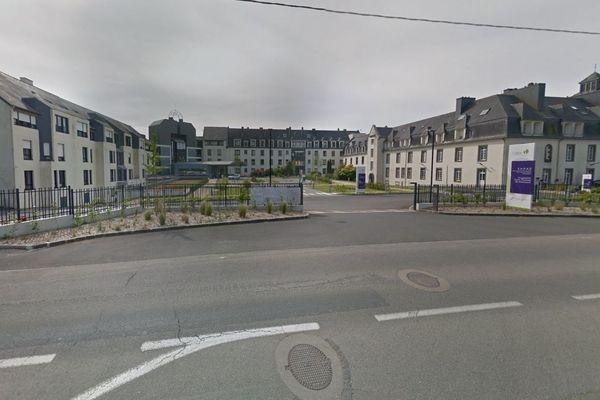L'Ehpad Hospitalité Saint-Thomas de Villeneuve, à Plougastel-Daoulas, accueille 283 résidents