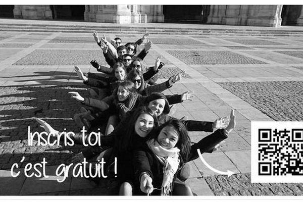 Premier concours de Selfies à Orléans