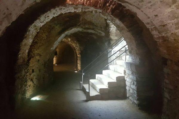 Le BRGM recense à ce jour 163 cavités dans le sous-sol de Limoges