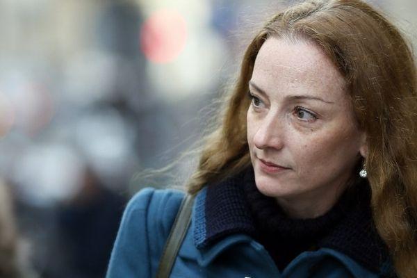 Florence Cassez, à Paris, le 28 janvier 2013.