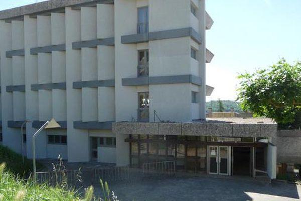 Le collège du pays de Serres de Lauzerte était fermé ce mardi 1er septembre.
