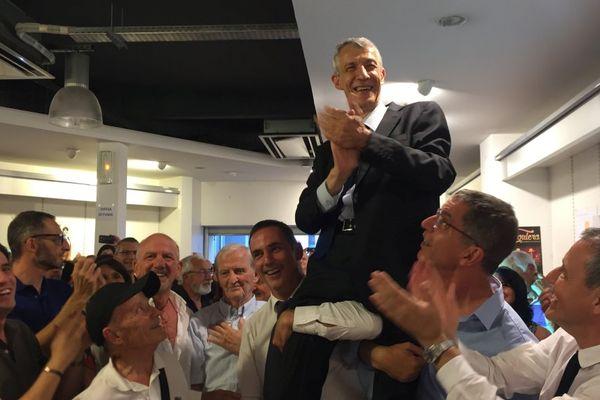Le nouveau député nationaliste Michel Castellani dans la 1e circonscription de Haute-Corse
