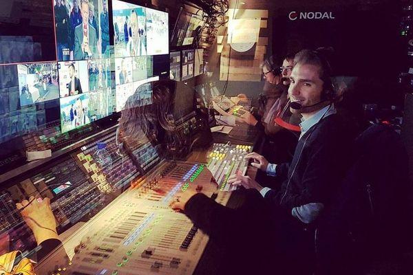 Depuis 3 ans, Mathieu est installé à Los Angeles où il réalise des émissions pour la télévision.