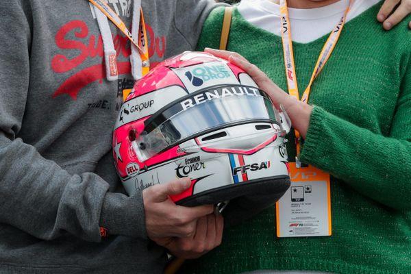 F1 : retour à Spa-Francorchamps, un an après le décès du pilote français Anthoine Hubert