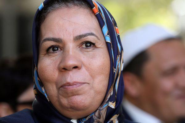 Latifa Ibn Ziaten était à Luxeuil les Bains pour une conférence sur le thème de la radicalisation.