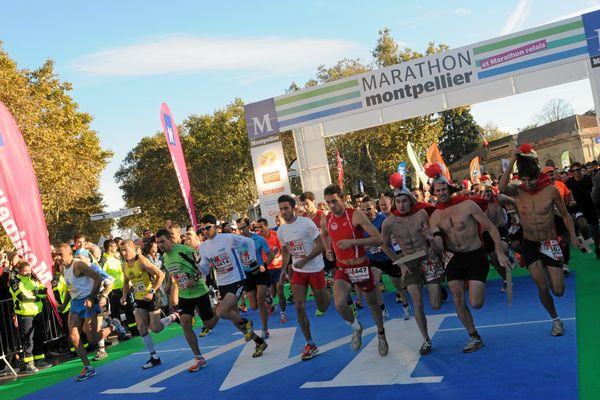 L'édition 2020 du marathon de Montpellier est reportée du 29 mars au 27 septembre.