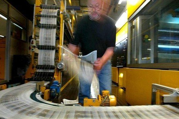 Presse papier toujours viavnate, Ouest-France renouvelle ses rotatives pour 30 millions d'euros et investit autant dans les éditions numériques