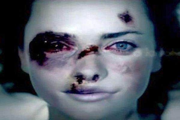 Extrait du clip vidéo de la Journée nationale de lutte contre les violences faites aux femmes - 2015.