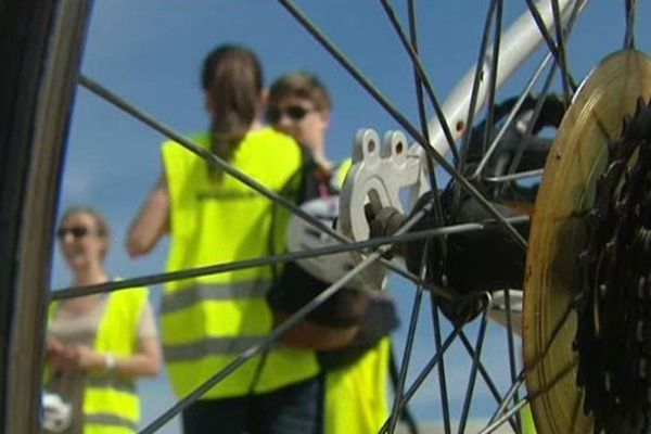 l'engouement pour le vélo gagne du terrain en Languedoc Roussillon.
