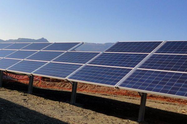Le projet d'installation d'une centrale photovoltaïque, sur le site de l'ancienne décharge Eselacker à Kingersheim, devrait voir le jour courant 2021.