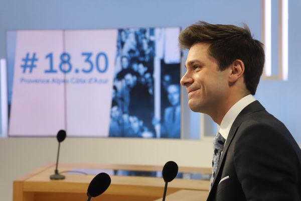Adrien Gavazzi présente le 18.30 à partir du 25 janvier sur France 3 Provence-Alpes-Côte d'Azur