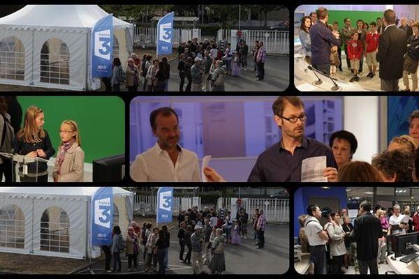 les Journées Européennes du Patrimoine, lors de l'édition 2013