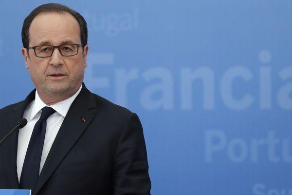 A moins d'un mois de la fin de son mandat présidentiel, François Hollande sera cet après-midi en visite à Chauray pour visiter l'entreprise Zodiac Aero Electric