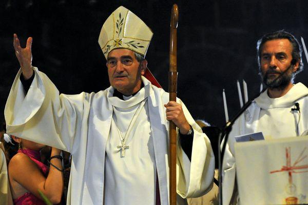 Mgr Dufour, archevêque du diocèse d'Aix et Arles, appelle les provençaux à accueillir des migrants