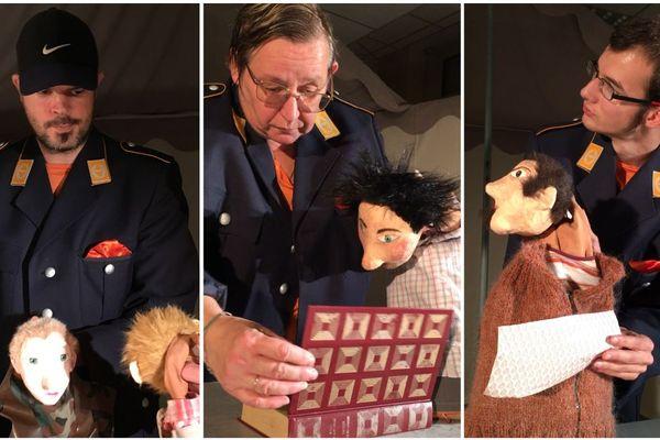Quand les patients de l'Etablissement public de santé mentale Bélair à Charleville-Mézières deviennent des pros de la marionnette
