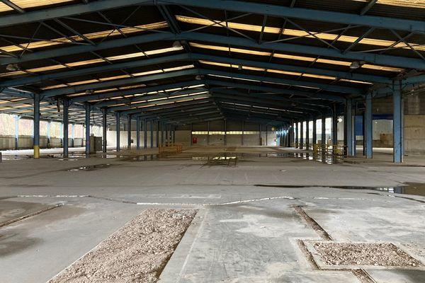 L'ancienne usine Porcher à Revin