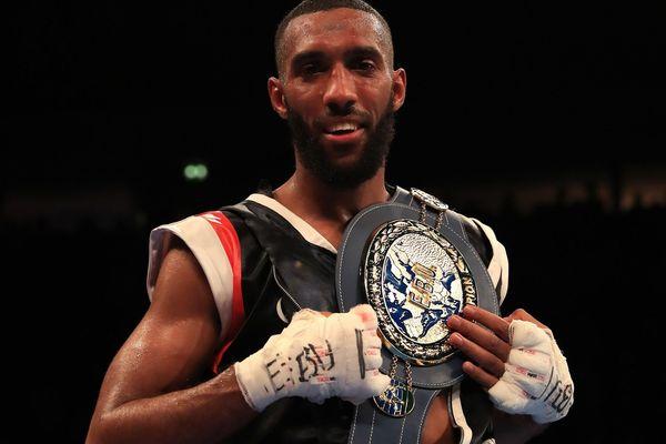 """Champion d'Europe en 2017, puis du Monde en 2018, Mohamed Mimoune se battait pour décrocher un """"grand combat""""."""