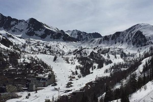 Domaine skiable d'Isola 2000