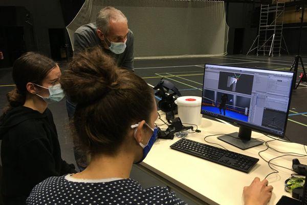 Richard Kulpa travaille avec la réalité virtuelle pour améliorer les performances des sportifs