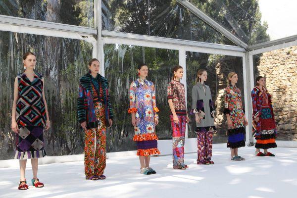 La Villa Noailles, centre d'art d'intérêt national accueille pour la 35 fois, le Festival de mode, de photographie et d'accessoires de mode du 15 au 18 octobre 2020. Ici le festival 2015.