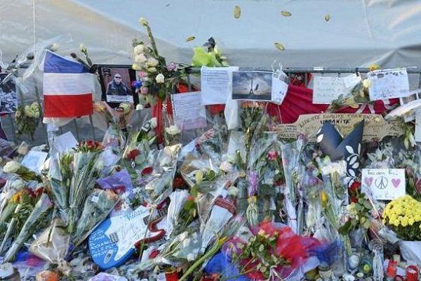 Hommage national aux victimes des attentats du 13 novembre à Paris
