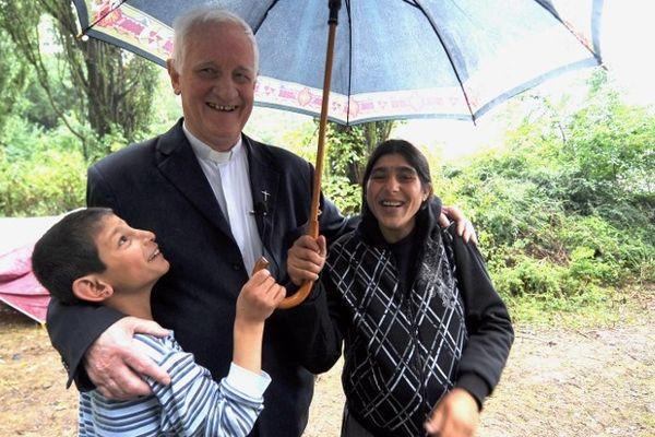 Le Père Arthur en 2010.