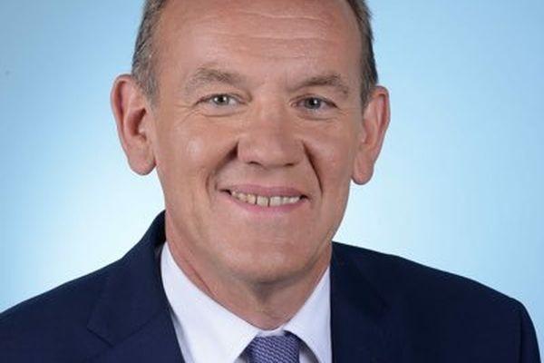 Daniel Fasquelle, maire du Touquet, l'un des cadres du parti LR dans la région.