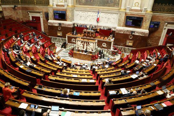 Deuxième lecture du projet de loi bioéthique à l'Assemblée Nationale, le 30 juillet.