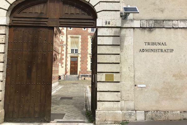Le tribunal administratif d'Orléans