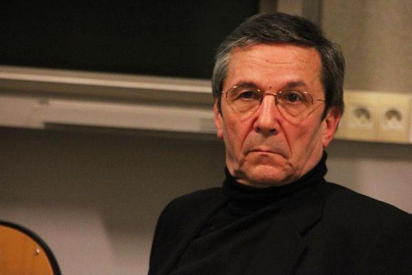 Alain Joannès lors des entretiens 2010.