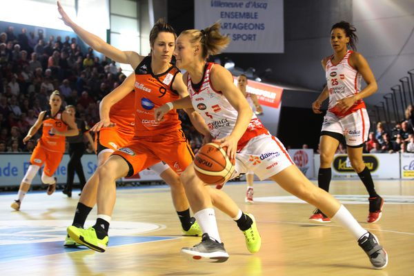 Dumerc/Brémont, Bourges/ESBVA-LM en direct streaming.